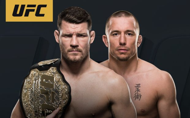 UFC_MichaelBisping_vs_GeorgeStPierre